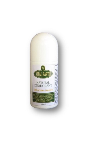Natural Deodorant Roll-On