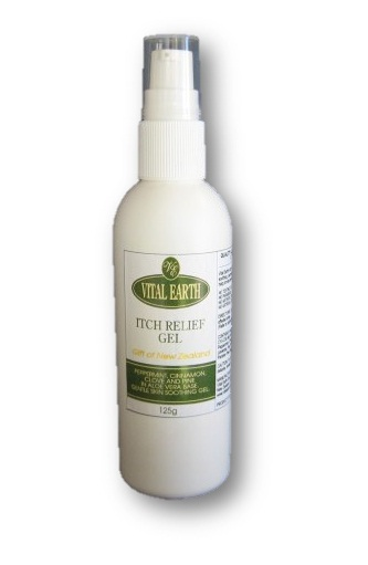 Itch Relief Gel